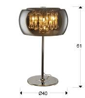 508222 - Lampă de masă Argos (508222)