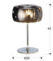 508516 - Lampă de masă Argos (508516)