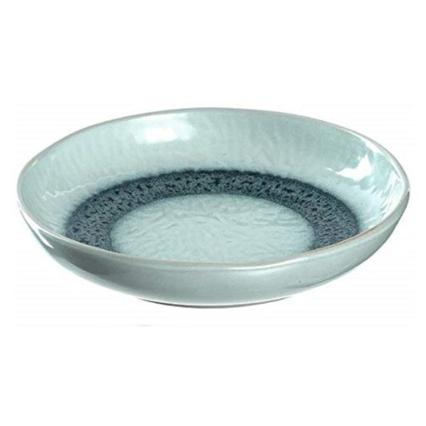 51t7q7ZvvL. AC SL1000  600x600 - Farfurie ceramică deep Matera blue 21 cm (L018546)