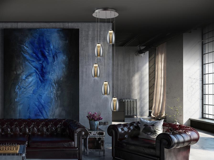 5844381 - Lustră Nebula (584438)