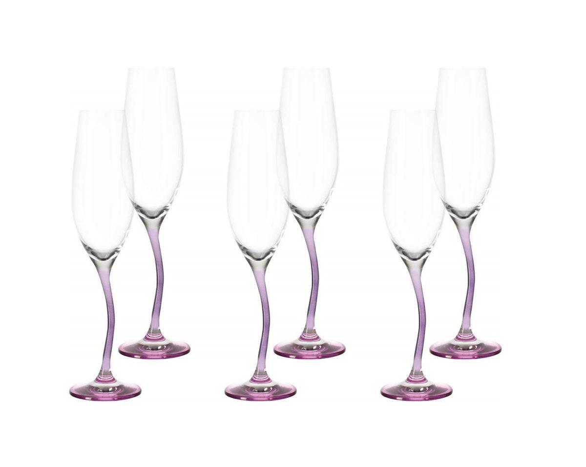 6172d QIoL. AC SL1500  1200x957 - Pahar pentru șampanie Modella lilac (L078794)