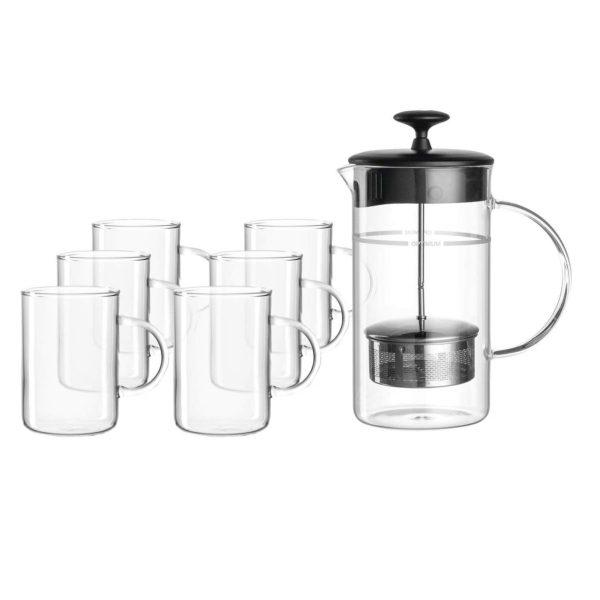 61exFhWP9jL. AC SL1500  600x600 - Set pentru ceai TÈ PER TE 7 buc. (L032837)