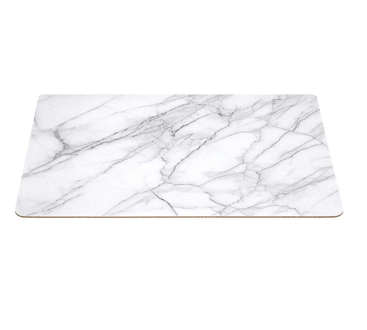 71LWRkphy3L. SL1500  1200x1082 - Placemat cork marblelook (L079747)