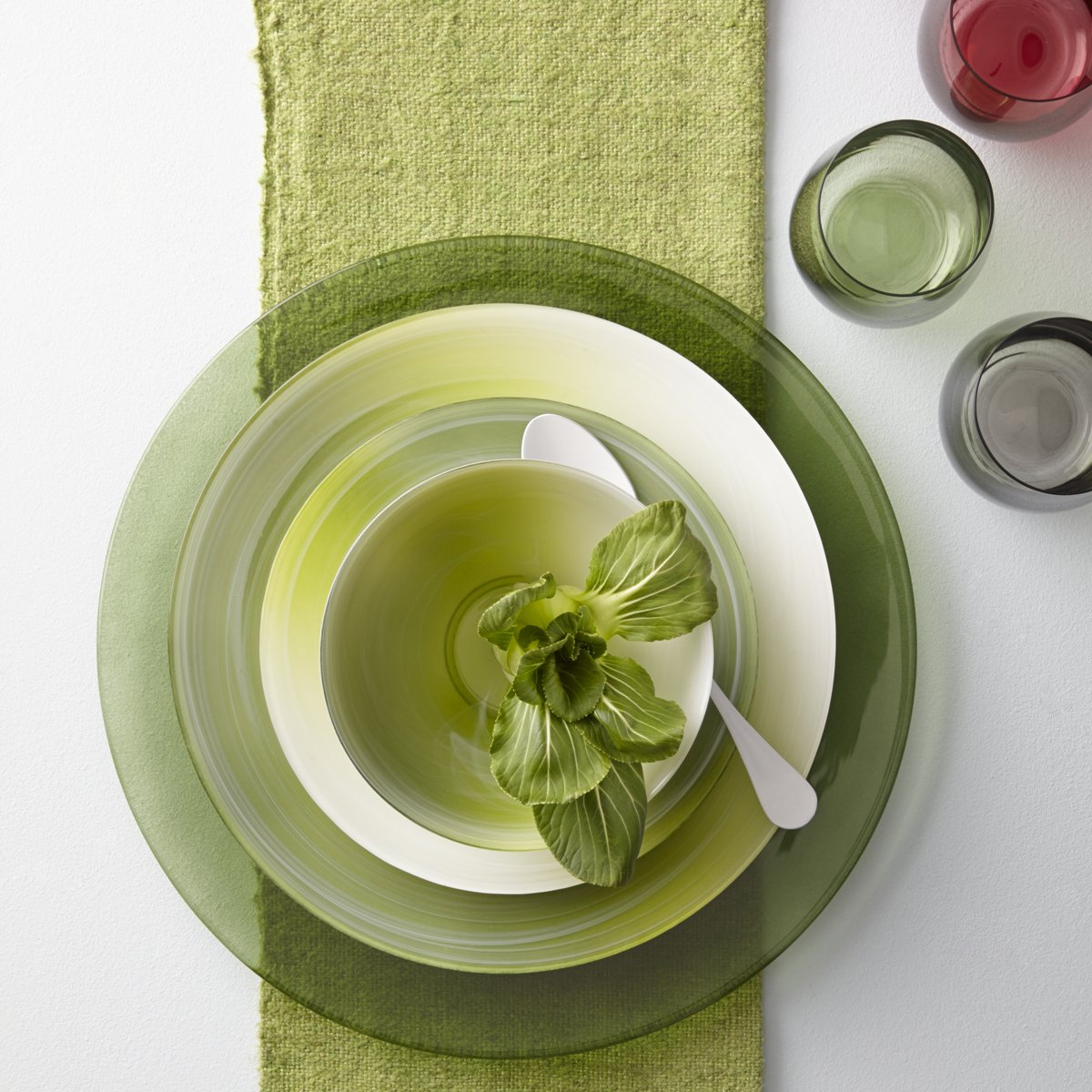 71fcW9b1HL. SL1200  - Bol Giardino verde 24 cm (L028253)