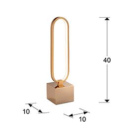 787253 - Lampă de masă Colette (787253)