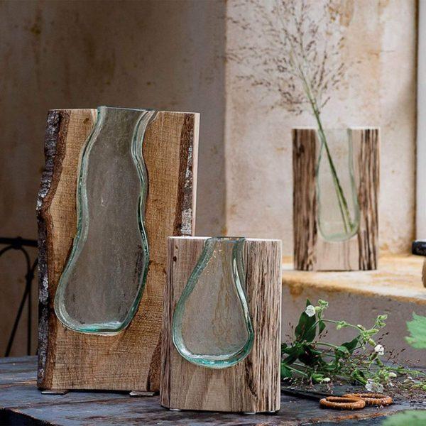 81IdxWMk XL. AC SL1500  600x600 - Vază din lemn Casolare 36 см (L038510)