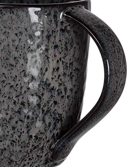 81mE13ExHxL. AC SX425  - Cana ceramică Matera grey (L018563)