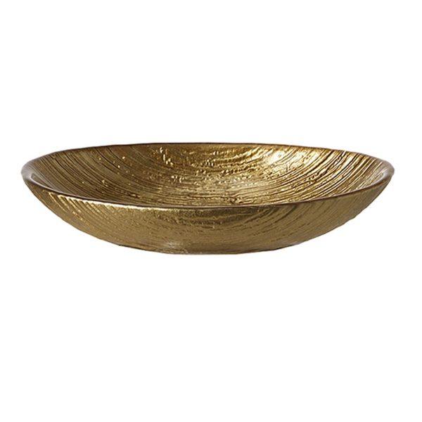 81oQdaWApaL. SL1500  600x600 - Bol oval Como oro 18*12 cm (L053307)
