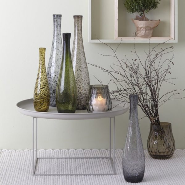 9200000071863448 2 600x600 - Vază decorativă Giardino ambra 60 cm (L034903)