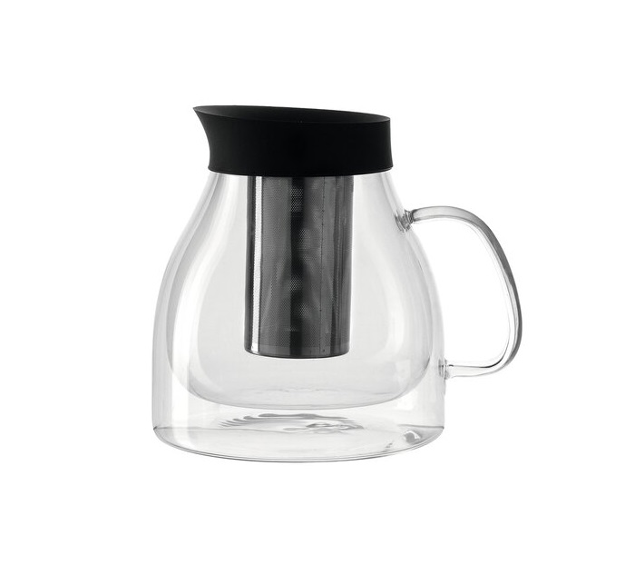 Duo1LGlassTeapot - Ciainic Duo 1000 ml (L029768)