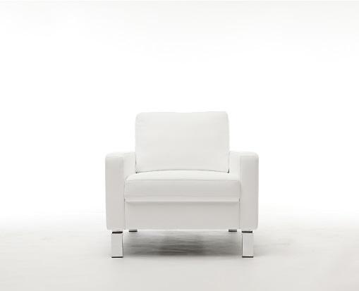 Intermezzo 3 2 1 komplett Fuß A Leder Life Line white ohne Namen  - Canapea Intermezzo 3C Candy Polstermoebel