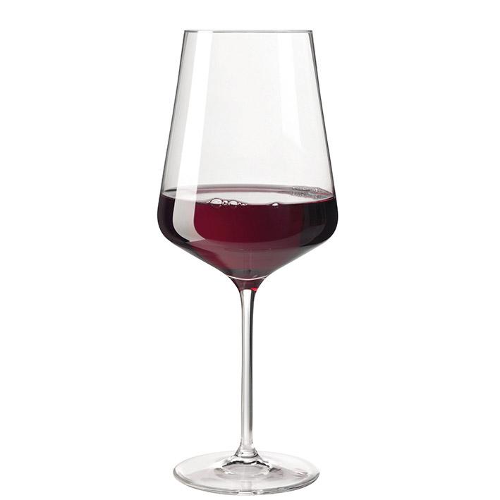 Leonardo 069554 Puccini Rotweinglas Teqton Weinglas Rotwein - Pahar pentru vin roșu Puccini 750 ml (L069554)