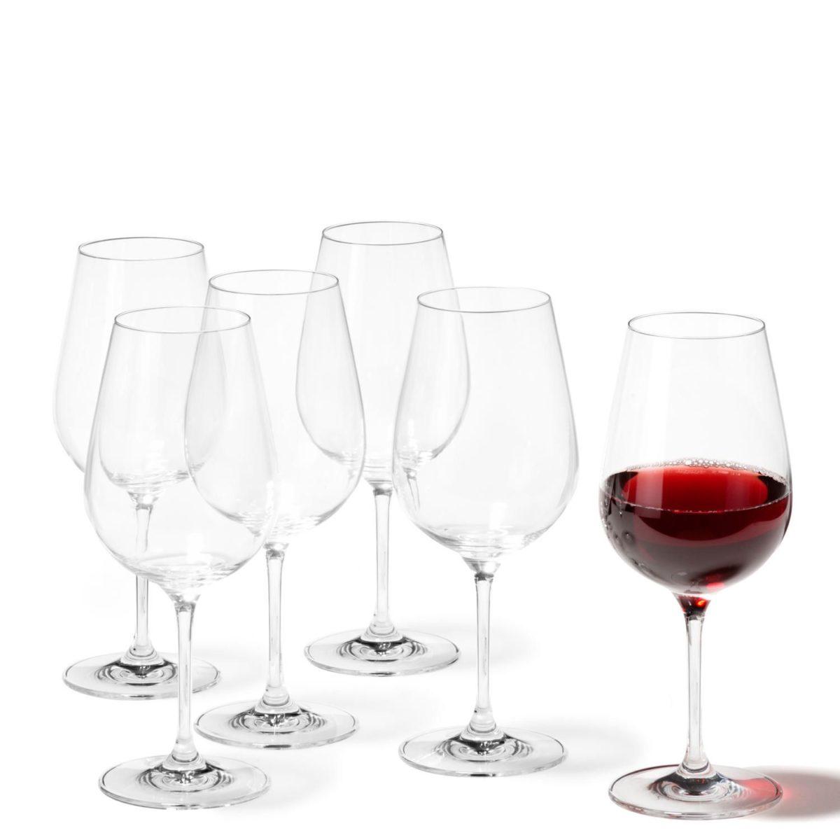 Leonardo Rotweinglas Tivoli 580ml H 002.xxl3  1200x1200 - Pahar pentru vin roșu Tivoli 580 ml (L020964)