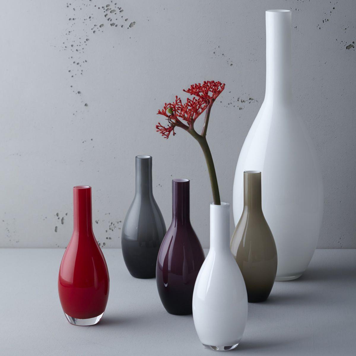 Leonardo Vase Beauty 50cm gruen N 002.xxl3  1 - Vază Beauty grey 39 cm (L070408)