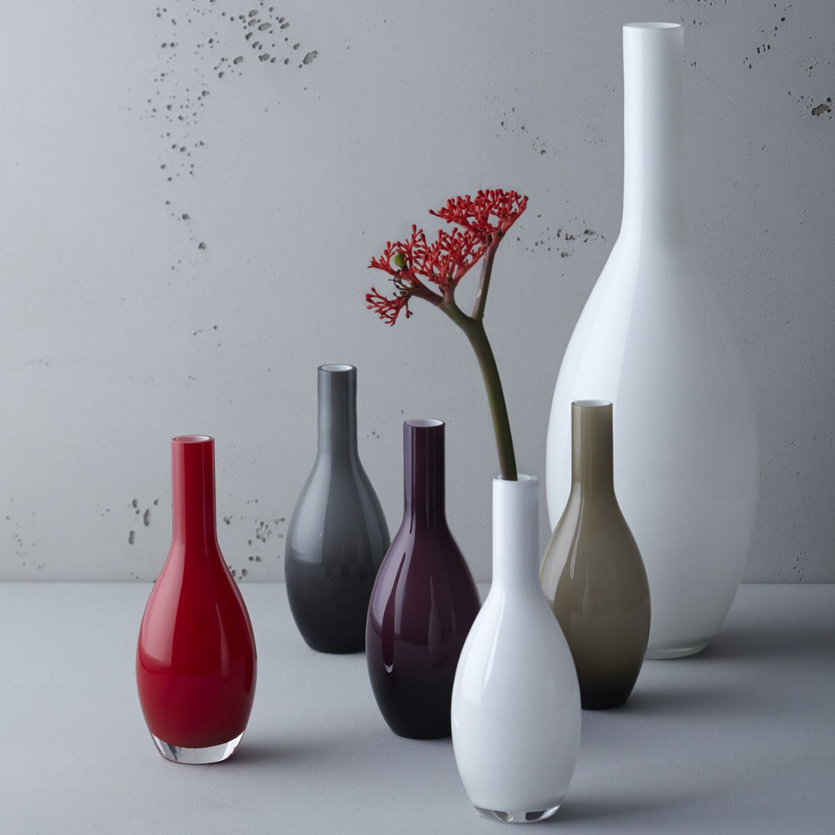 Leonardo Vase Beauty 50cm gruen N 002.xxl3  - Vază Beauty red 50 cm (L058726)
