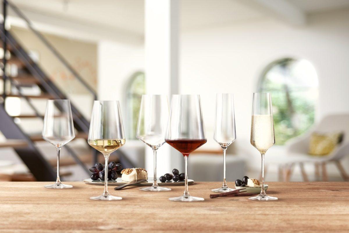 PUCCINI Glazenset22222222 1200x801 - Pahar pentru vin alb Puccini 560 ml (L069553)