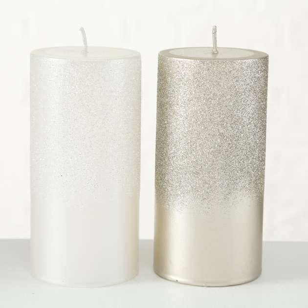 Pillar Candle 1015398 600x600@2x - Lumânare Boltze Miesha 14 cm (1015398)