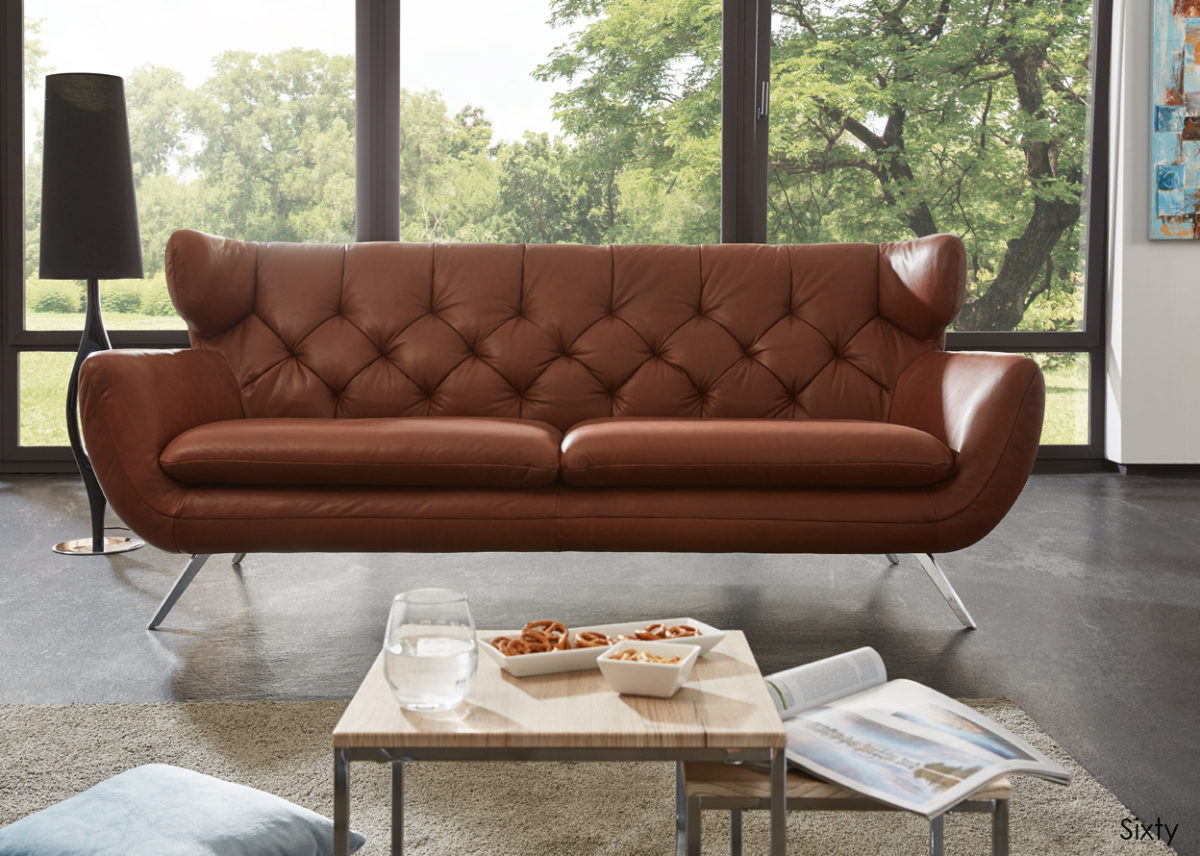 Sixty 3ALR Nature brown 1200x856 - Canapea Sixty 3C Candy Polstermoebel
