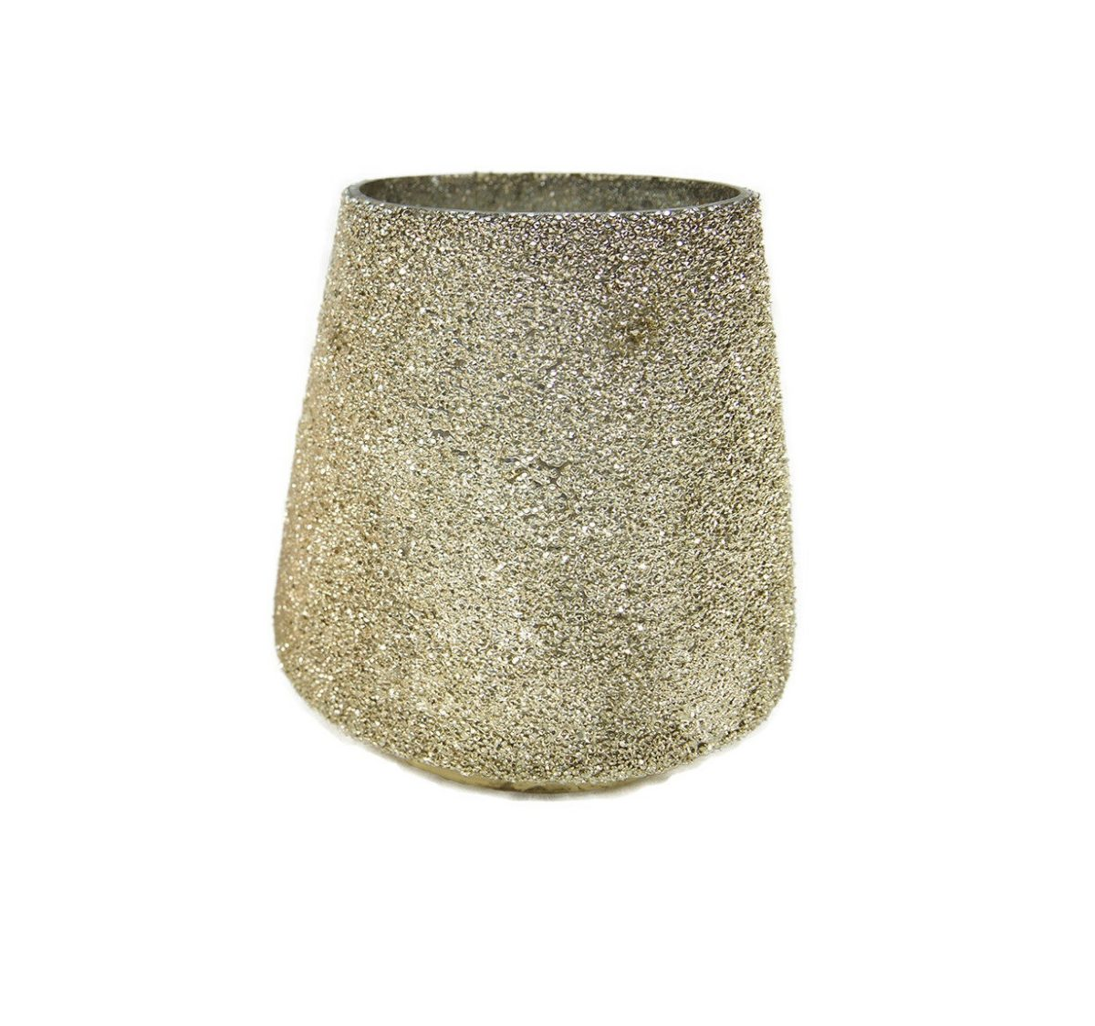 Windlicht Glas Kerzenglas Windlichtglas Tisch Deko rosa silber 2 1200x1124 - Suport pentru lumânări Filari 16 cm (1003379)