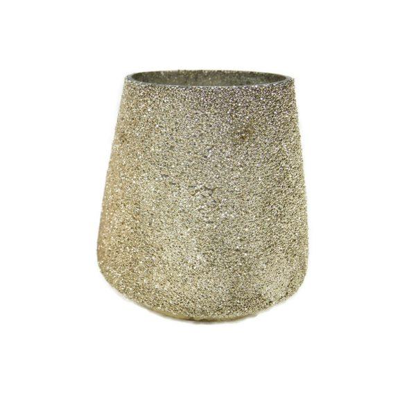 Windlicht Glas Kerzenglas Windlichtglas Tisch Deko rosa silber 2 600x600 - Suport pentru lumânări Manou alb (1005606)
