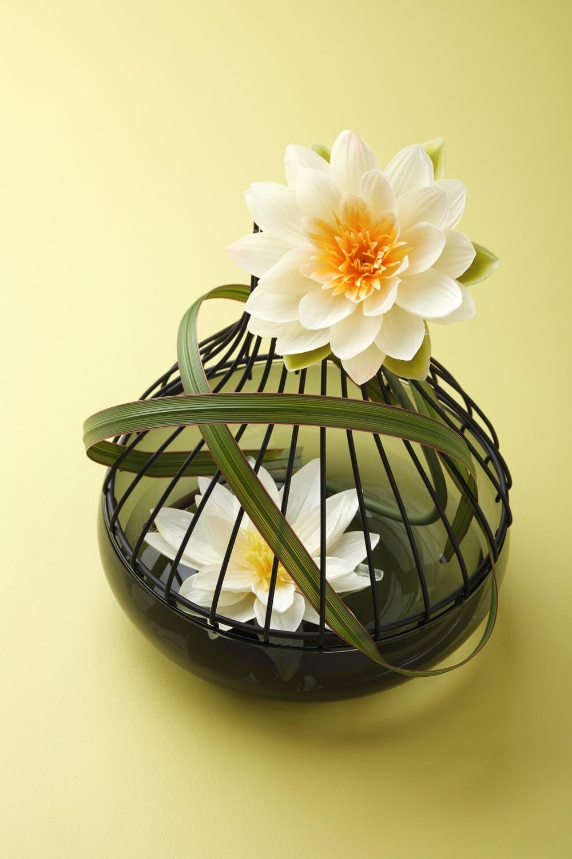 a0763481838dbf565604be4ec5dc38f5 0 - Floare decorativă Water liliy 75 cm (L031696)