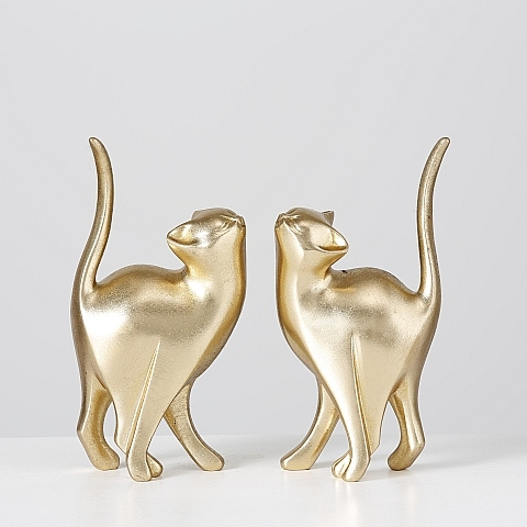 c4614f354d444297b463eb47c003ee7f 1 - Statuetă de pisică BRINA (1013261)