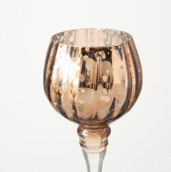 ccddf - Suport pentru lumânări MANOU copper (1015754)