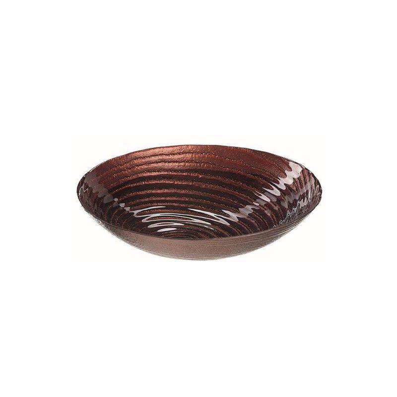 imp 1 149283 - Bol Castagna brown 32 cm (L063983)
