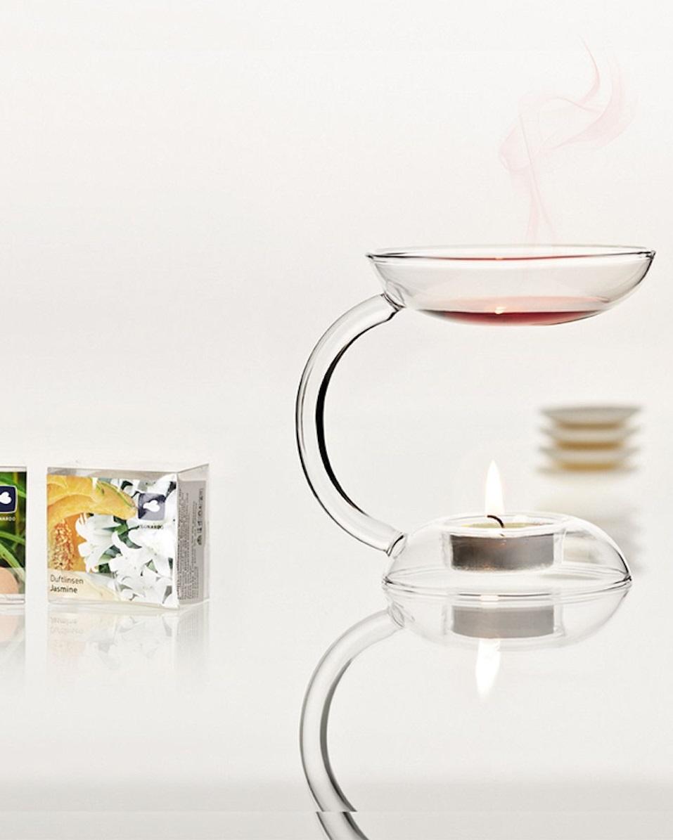 leonardo aroma podgrzewacz do olejkow 058770 1 - Aroma lampă Aroma (L058770)