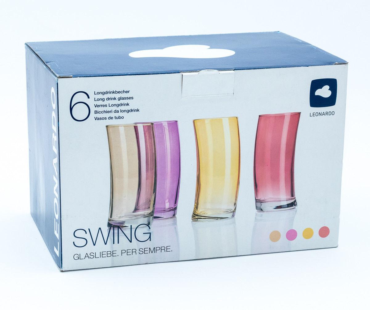 s l1600 2 2 - Pahar Marrone Swing (L018022)