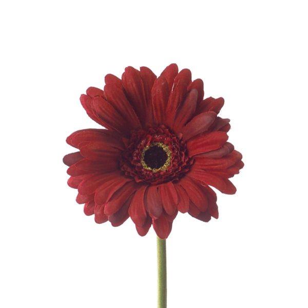 056966 600x600 - Floare decorativă Gerbera red 50 cm (L056966)