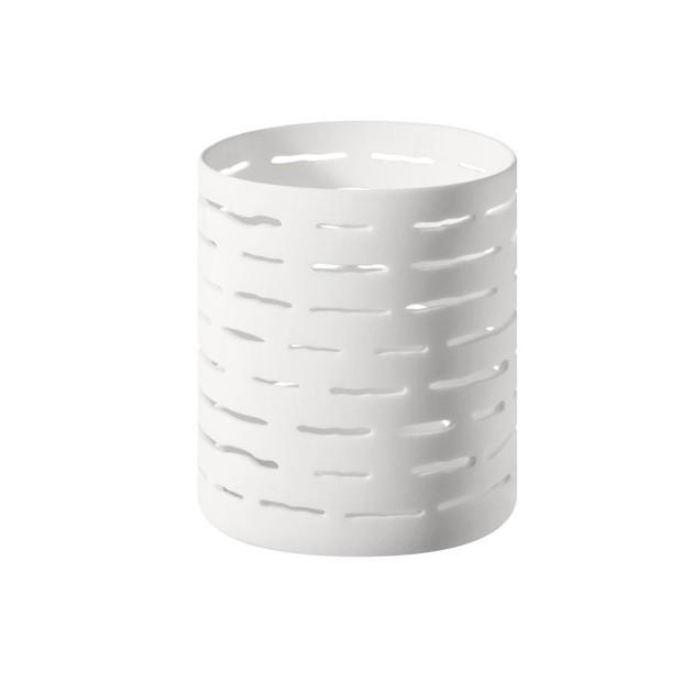 10090022 - Suport pentru lumânare Bright white (10090022)