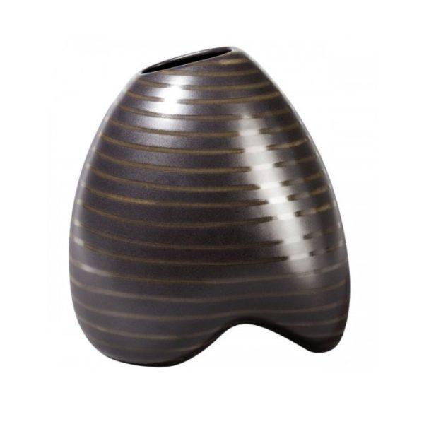 1117156 1 1 600x600 - Vaza decorativă Cuba Marone 28 cm (1112156)