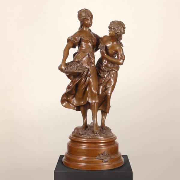 14430 600x600 - Statuetă din bronz SCHULLER (14430)