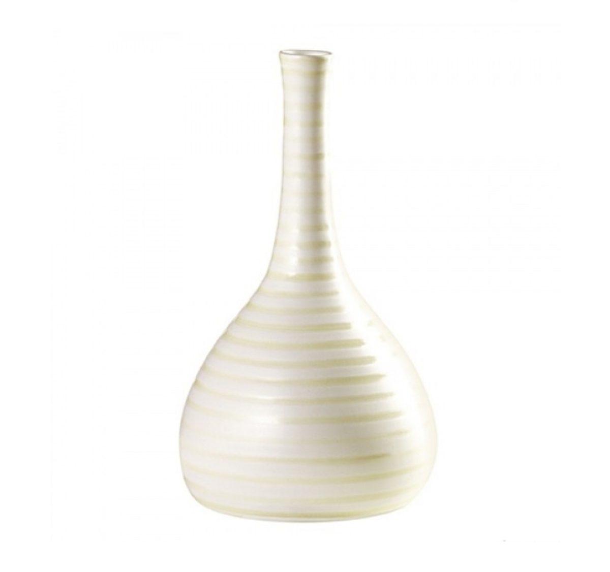 2748917462304234 1200x1126 - Vaza decorativă Cuba Crema 34 cm (1011356)