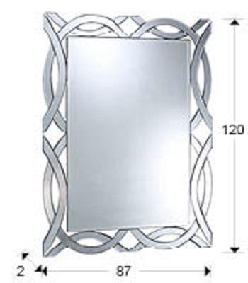385415 1 - Oglindă Alhambra SCHULLER (385415)