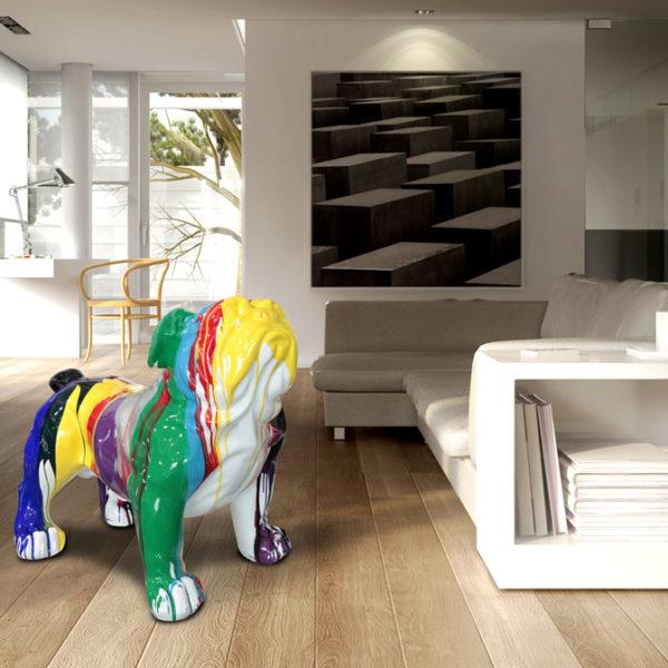 4318511 600x600 - Figurină decorativă Bulldog SCHULLER (431851)