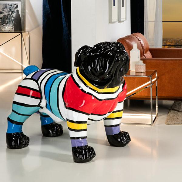 431862 600x600 - Figurină decorativă Bulldog SCHULLER (452193)