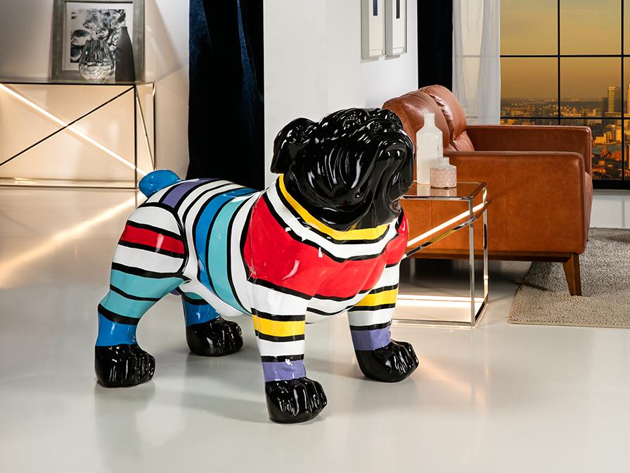 431862 - Figurină decorativă Bulldog SCHULLER (431862)