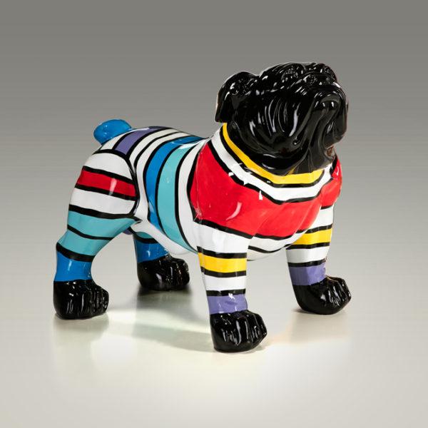 4318622 600x600 - Figurină decorativă Bulldog SCHULLER (431862)