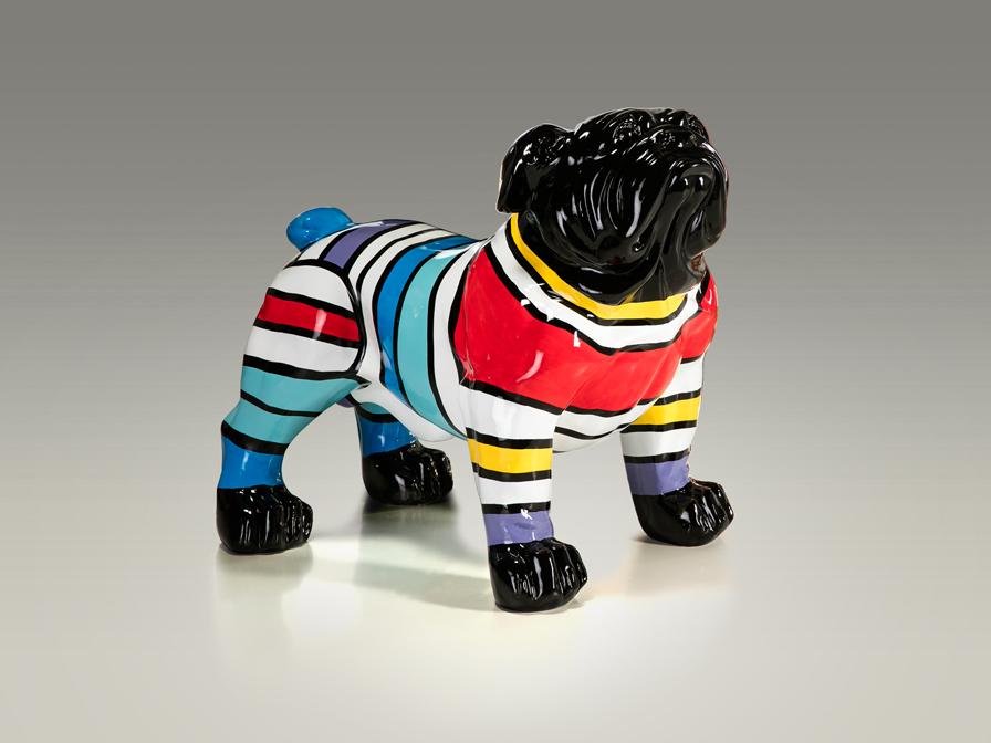 4318622 - Figurină decorativă Bulldog SCHULLER (431862)