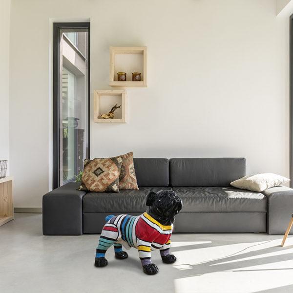 4521931 600x600 - Figurină decorativă Bulldog SCHULLER (431862)