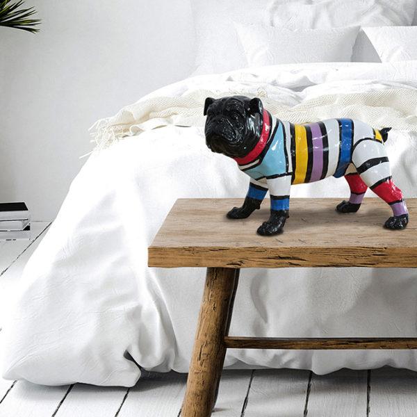 468174 600x600 - Figurină decorativă Bulldog SCHULLER (468174)