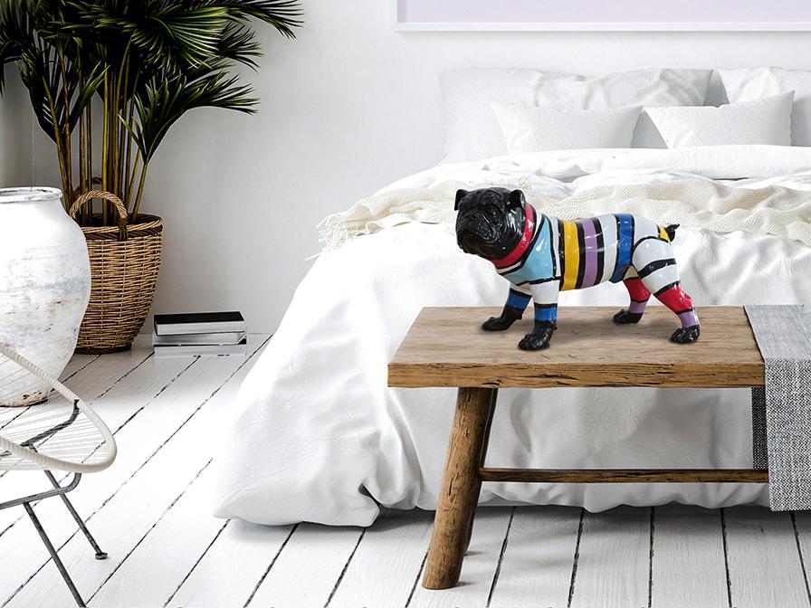 4681741 - Figurină decorativă Bulldog SCHULLER (468174)