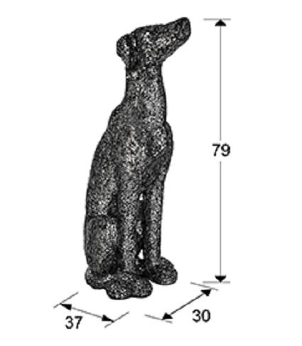 543962 1 - Figurină decorativă Dogo SCHULLER (543962)