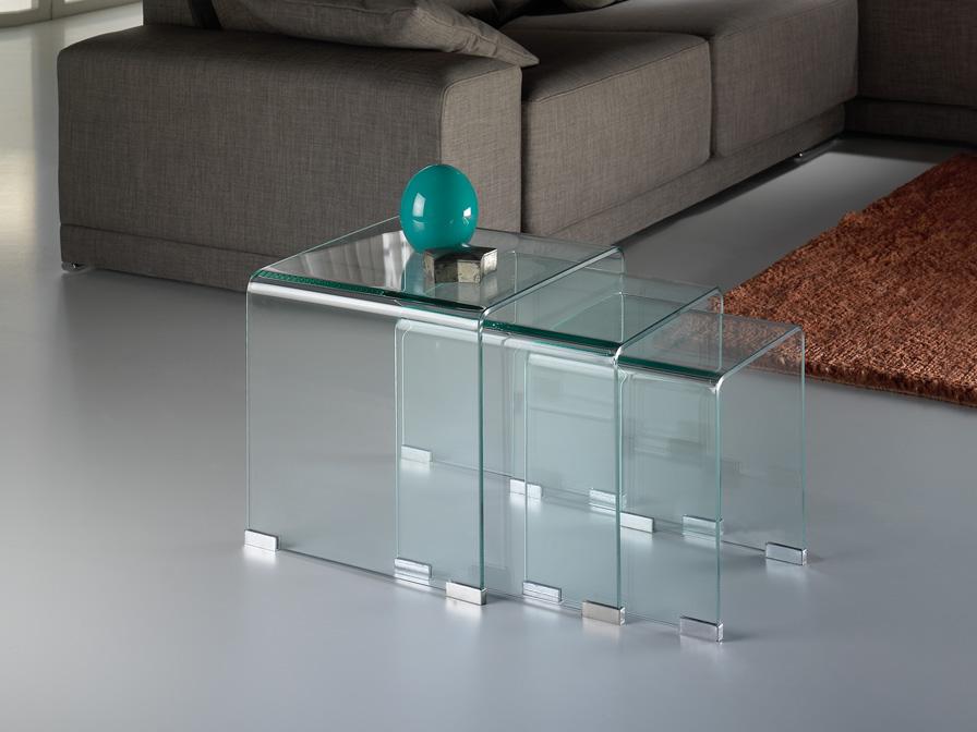 552283 - Masă de cafea Glass SCHULLER (552283)