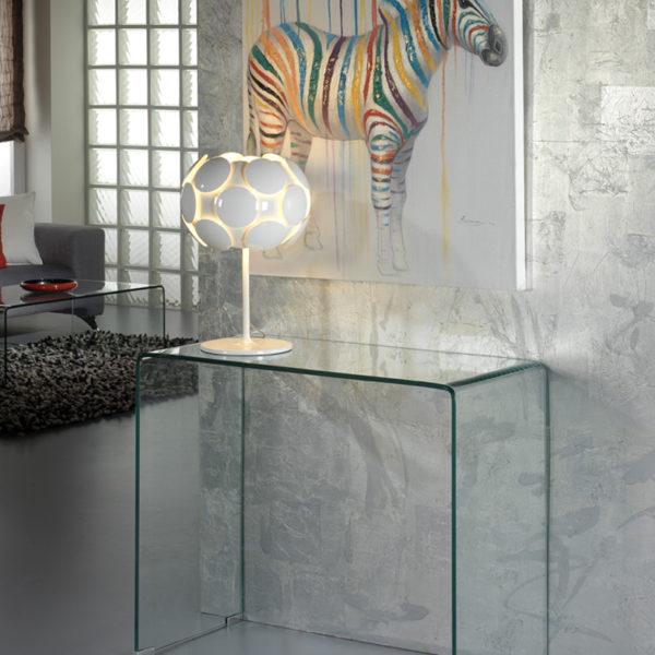 552431 1 600x600 - Consolă Glass SCHULLER (552431)