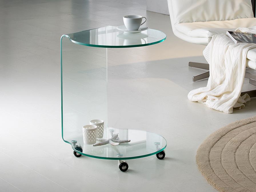 552672 - Masă de cafea Glass SCHULLER (552672)