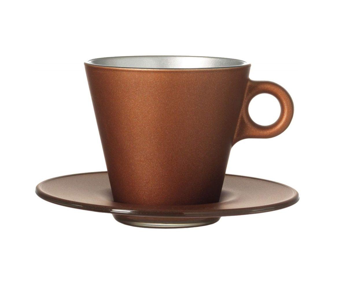 61WXlErXmFL. AC SL1500  1200x998 - Set pentru cafea Ooh Magico brown (L063877)