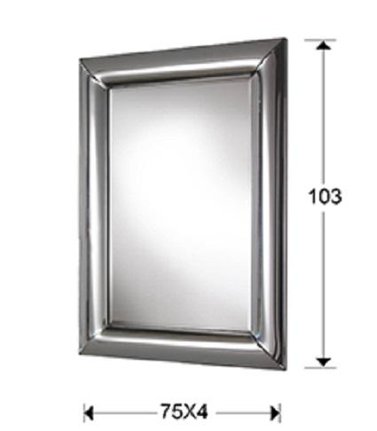651542 1 - Oglindă Curves SCHULLER (651542)